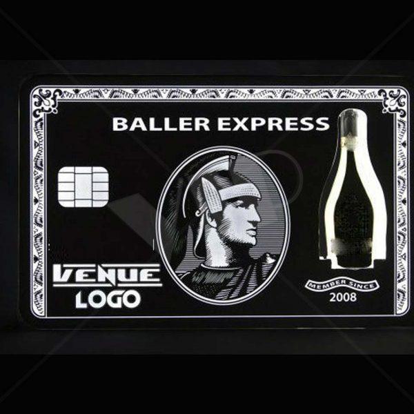 American Express Serve Vip