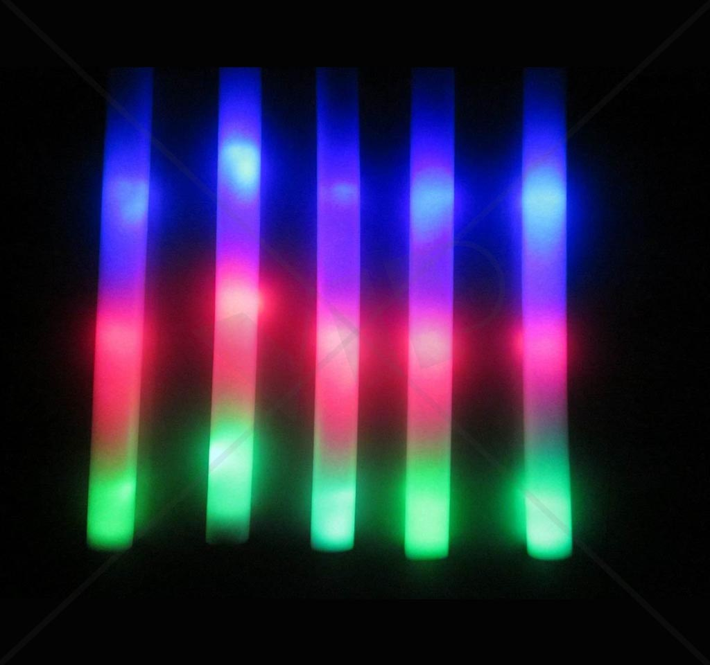 bars color pack multi glow for sticks party concert vision ls new changing colors dark of light christmas night in the stick