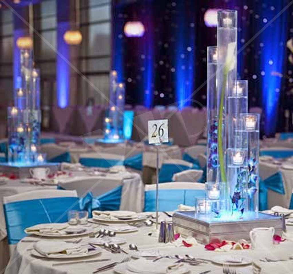 Wedding Event Centerpiece Led Light Up Night Club Supplies