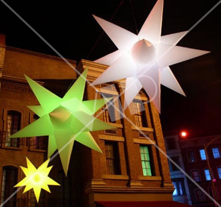 Led Inflatable Star Decoration