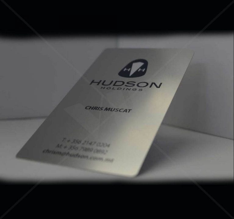 Metal Business Cards | Night Club Supplies