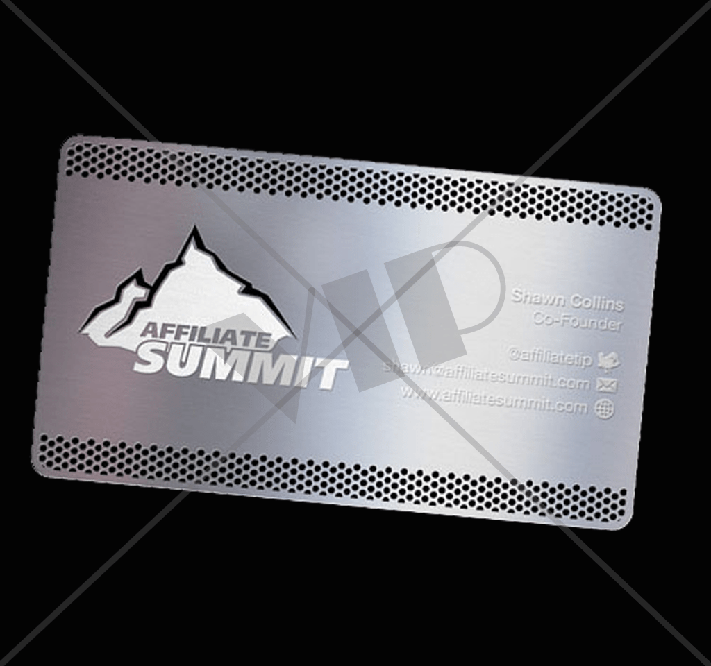 Metal business cards night club supplies metal business cards reheart Gallery