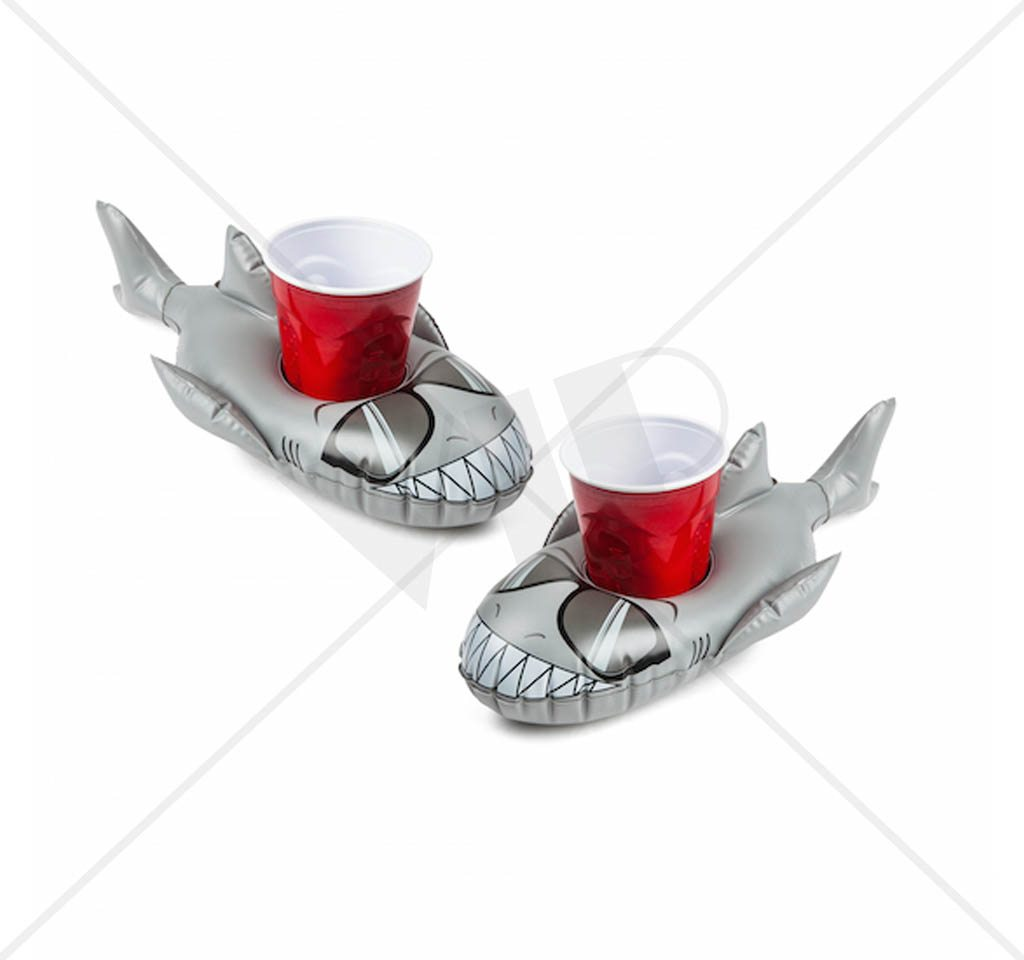 Super Chill Shark Drink Float Pool Party Inflatable